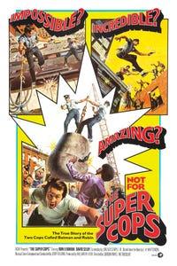 The Super Cops as Novick