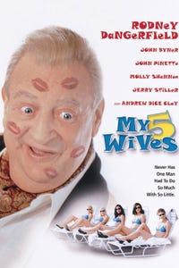 My 5 Wives as Stewart
