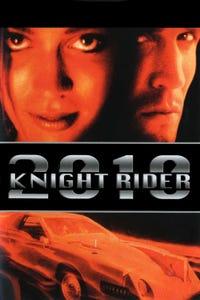 Knight Rider 2010 as Robert Lee