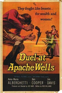 Duel at Apache Wells as Bill Sowers