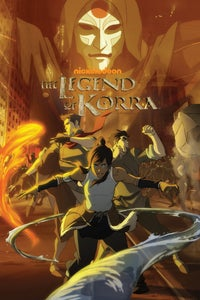 The Legend of Korra as Hiroshi Sato