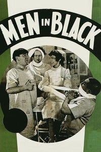 Men in Black as Dr. Curly Howard