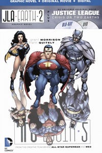 Justice League: Crisis on Two Earths as Owlman