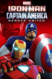 Marvel's Iron Man & Captain America: Heroes United as Iron Man