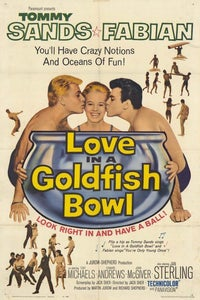 Love in a Goldfish Bowl as Dr. Frowley