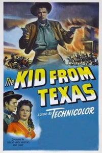 The Kid from Texas as Billy the Kid