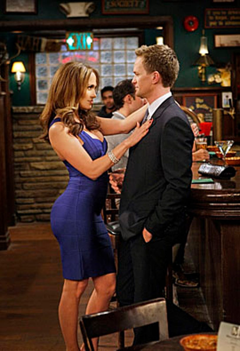 """How I Met Your Mother - """"Of Course"""" - Jennifer Lopez and Neil Patrick Harris"""