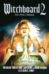 Witchboard 2: The Devil's Doorway as Susan
