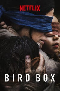 Bird Box as Jessica