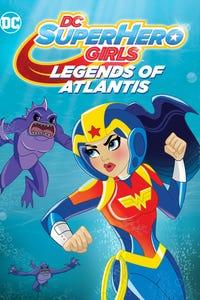 DC Superhero Girls: Legends of Atlantis