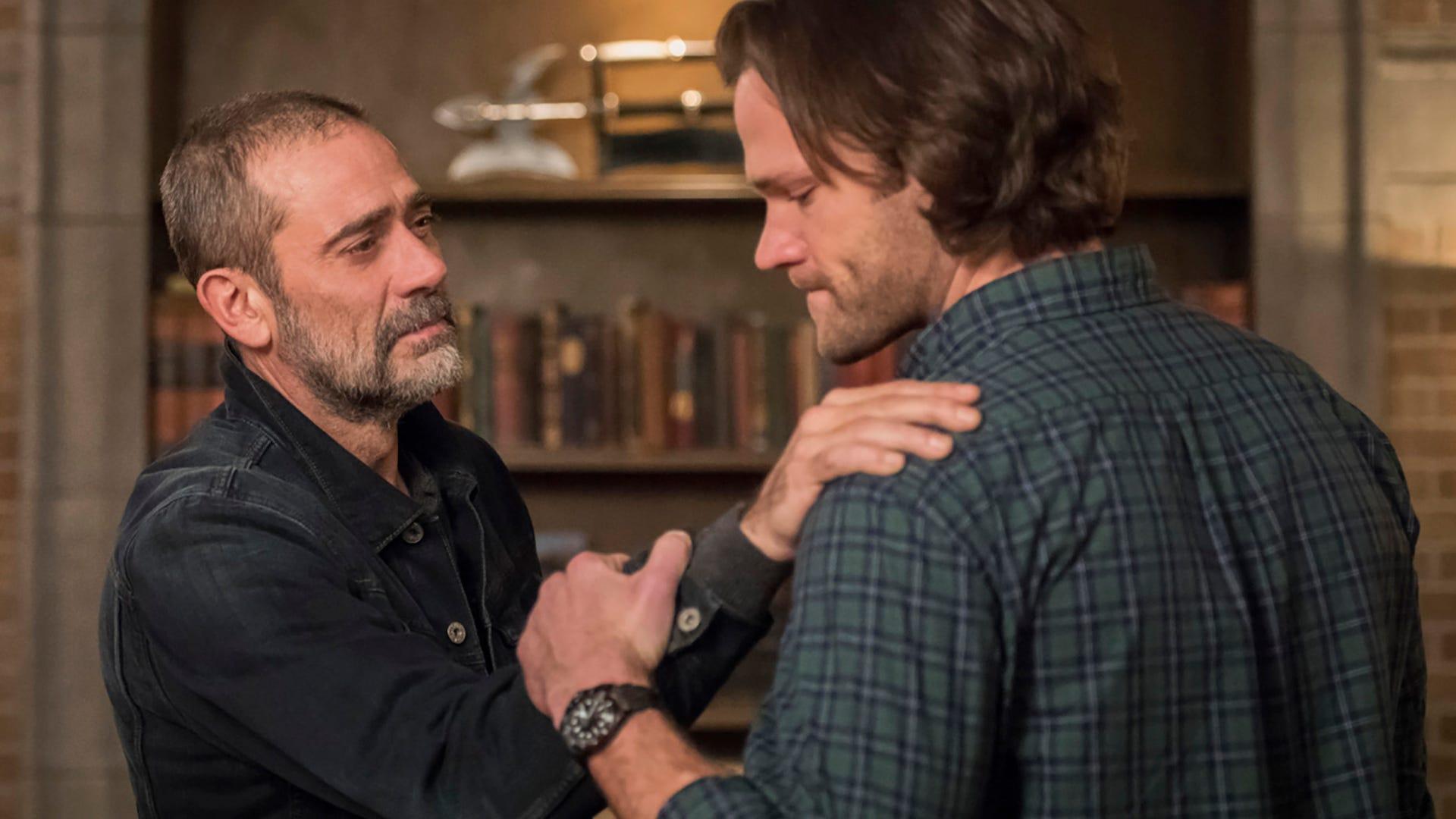 Jeffrey Dean Morgan and Jared Padalecki, Supernatural