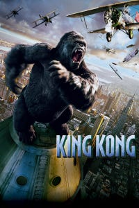 King Kong as Bruce Baxter