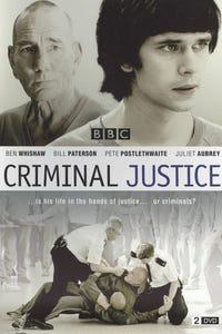 Criminal Justice as Ben Coulter