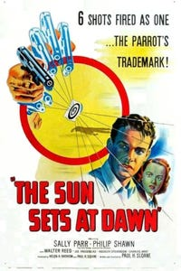 The Sun Sets at Dawn as Feature Syndicate