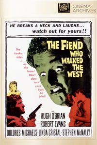 The Fiend Who Walked the West as Dyer