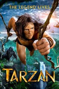 Tarzan as John Greystoke