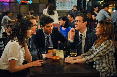 "How I Met Your Mother - Season 6 - ""Landmarks"" - Josh Radnor, Alyson Hannigan, Cobie Smulders, Neil Patrick Harris, Jason Segel"