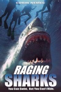 Raging Sharks as Capt. Riley