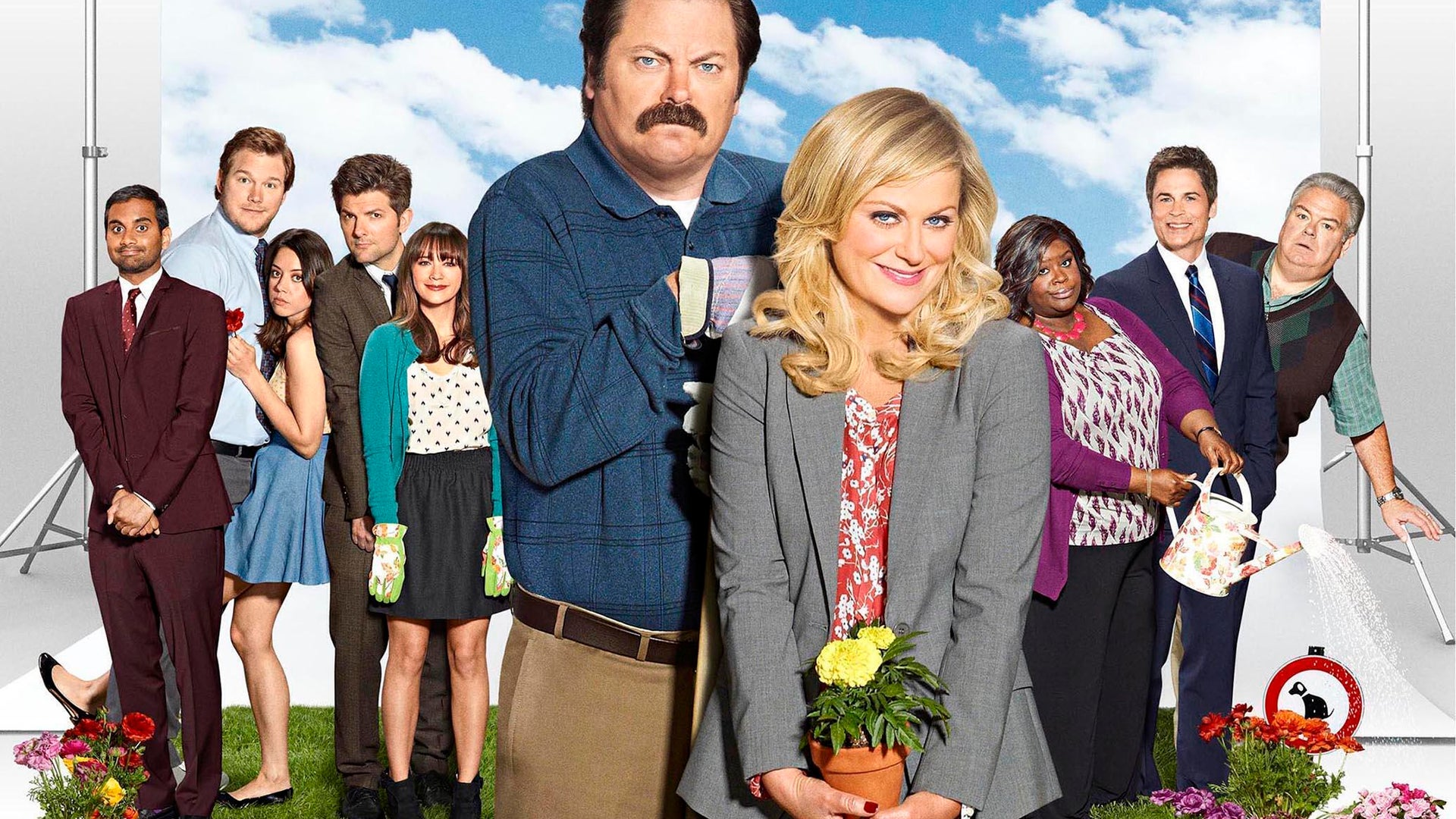 Parks and Recreation cast​