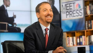 The Biz: Chuck Todd is Ready to Make News on Meet the Press