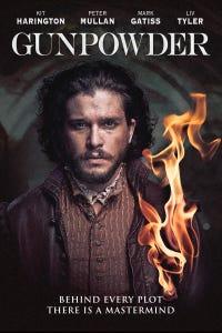 Gunpowder as Robert Catesby