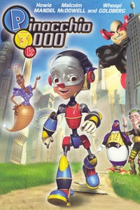 Pinocchio 3000 as Spencer