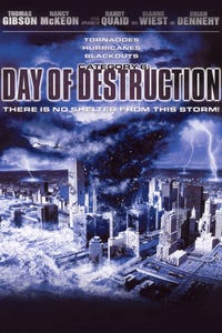 Category 6: Day of Destruction as Amy Harkin