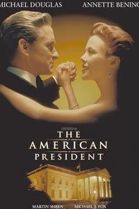 The American President as Sen. Robert Rumson