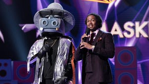 You Will Literally Never Guess Who Was Under the Hippo Costume on The Masked Singer Premiere