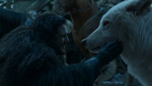 Ghost Ended Up Happy on Game of Thrones, and That's All That Matters