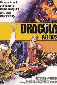 Dracula A.D. 1972 as Van Helsing