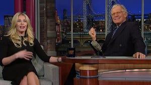 VIDEO: Chelsea Handler Belittles David Letterman