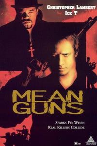Mean Guns as Marcus