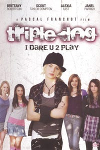 Triple Dog as Sarah