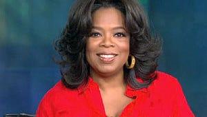 Exclusive Video: Behind the Scenes with Oprah!