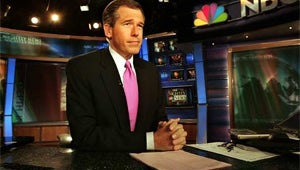 The Biz: Brian Williams Stays on Top of the News