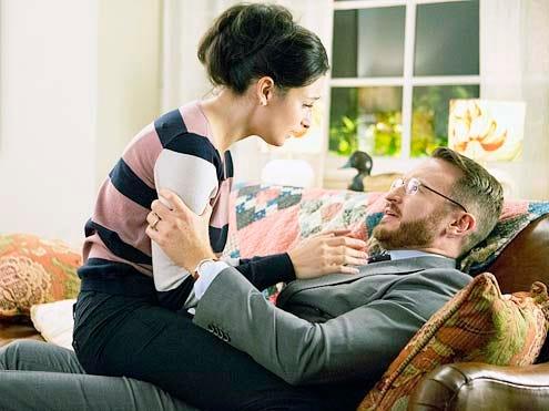 "House of Lies - Season 3 - ""Together"" - Jenny Slate and Josh Lawson"