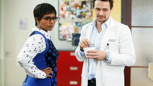 First Look: James Franco Joins The Mindy Project