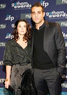 Annabella Sciorra and Bobby Cannavale - IFP's 16th Annual Gotham Awards in New York City, November 29, 2006