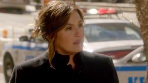 Benson's Lunch Break Takes a Dangerous Turn in this Law and Order: SVU Sneak Peek