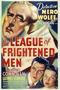 League of Frightened Men as Agnes Burton