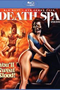 Death Spa as Brooke