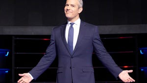 Andy Cohen to Replace Kathy Griffin on CNN's New Year's Eve Special