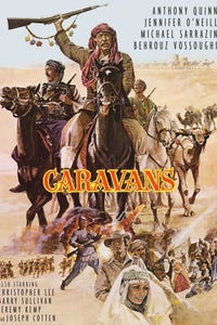 Caravans as Mark Miller