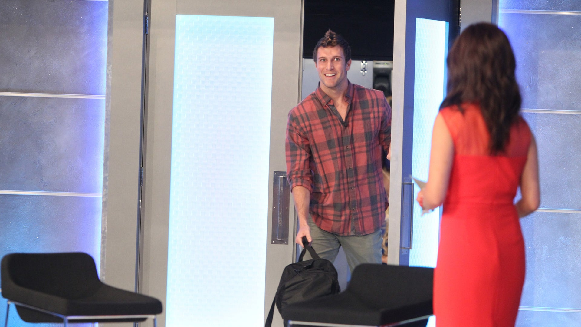 Corey and Julie Chen, Big Brother 18