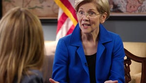 Elizabeth Warren's Persistent Love of Ballers Is an Inspiration to Us All