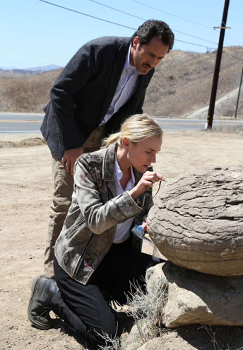 The Bridge - Season 1 - Demian Bichir, Diane Kruger