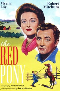 The Red Pony as Fred Tiflin