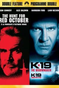 The Hunt for Red October as Jeffrey Pelt