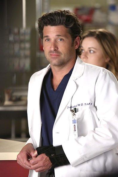 """Grey's Anatomy - Season 9 - """"Remember the Time"""" - Patrick Dempsey"""